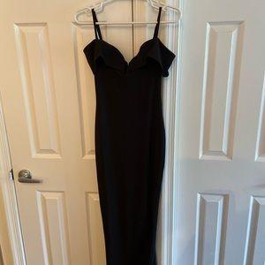 Nookie Pretty Woman in Black Dress - Size Small